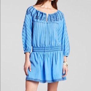 BcbgMaxazria Size S Amber Peasant  Dress